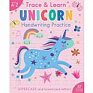 Unicorn Trace and Learn Handwriting Practice
