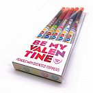 5-Pack of Valentine Scented Pencils