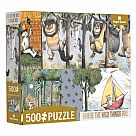 500 Piece Puzzle, Where the Wild Things Are