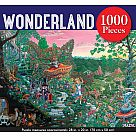 1000 Piece Puzzle, Alice in Wonderland