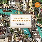 1000 Piece Puzzle, The World of Shakespeare