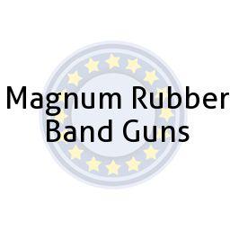 Magnum Rubber Band Guns