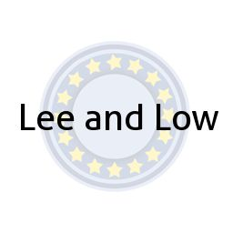 Lee and Low