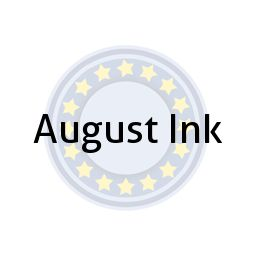 August Ink